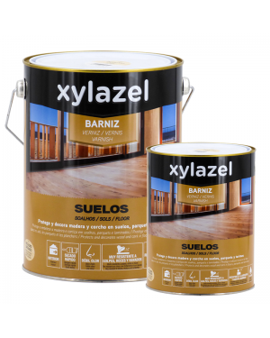 Xylazel Varnish Satin water flooring Xylazel