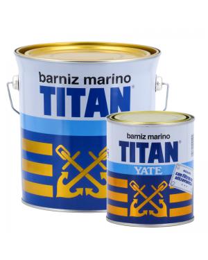 Titan Yacht Bright marine varnish Titan Yacht