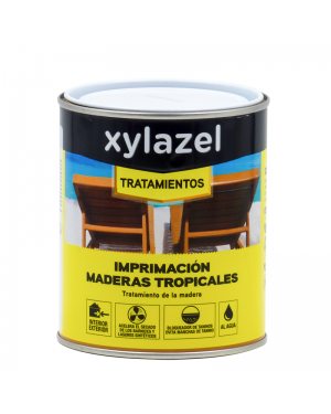 Xylazel Tropical Wood Primer Xylazel 750 mL