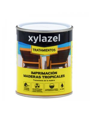 Apprêt pour bois tropical Xylazel Xylazel 750 mL