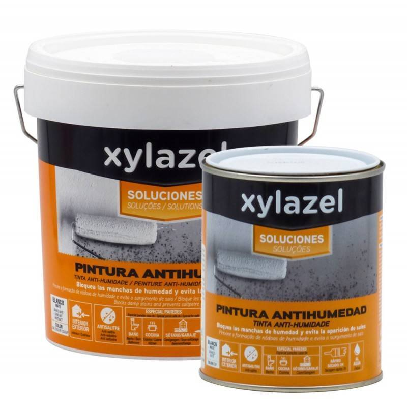Xylazel Water Anti-Moisture Paint Xylazel