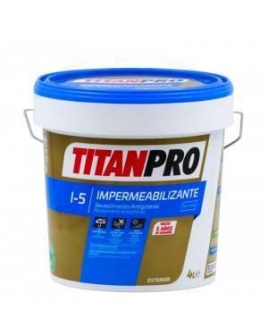 Titan Pro I5 Titan Pro revêtement anti-roulis