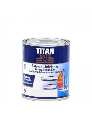 Titan Yate Autopulimentable Patente Lixiviante Titan
