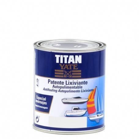 Titan Yate Patente Autopulimentable Lixiviante Titan