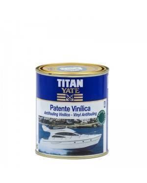 Titan Yate Patente Vinílica Titan Yate 750 mL