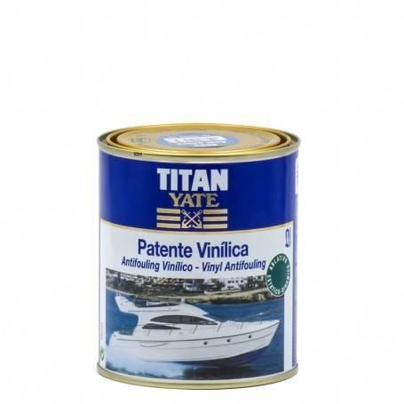 Titan Yate Patente Vinílica Titan Yate