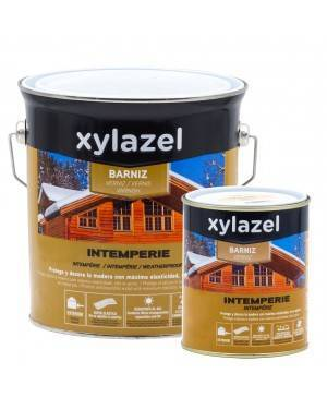 Xylazel Barniz Intemperie Brillante Xylazel