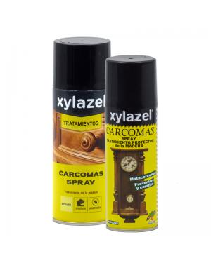Xylazel Xylazel Carcomas Spray