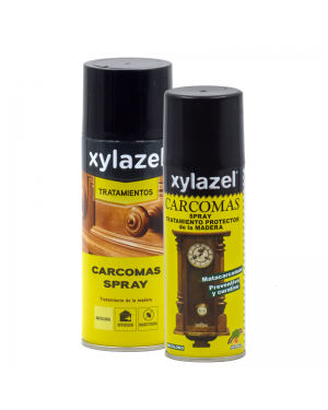 Xylazel Xylazel Carcomas Spray