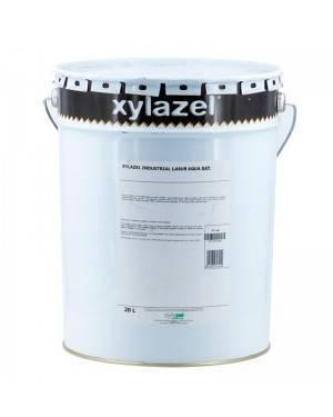 Xylazel Lasur Aqua Cetim Industrial Xylazel 20 L