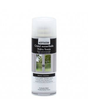 Spray de óxido de vidro fosco Rust-Oleum Rust-Oleum 400 mL