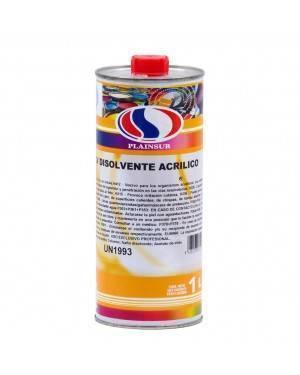 Plainsur Acrylic Solvent Plainsur (Metal)