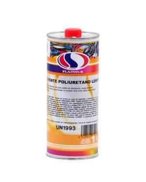 Solvant de polyuréthane mince Plainsur Plainsur (Métal)