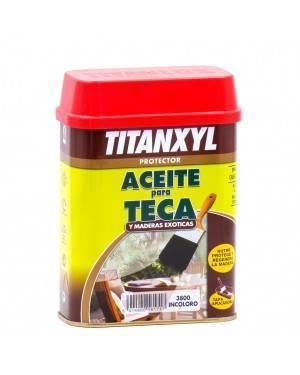 Rinnovatore in teak Titan Titanxyl gel