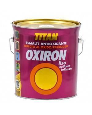 Titan Esmalte antioxidante Titan Oxiron Liso Brillante 4L