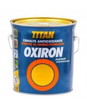 Titan Esmalte antioxidante Titan Oxiron Martelé 4L