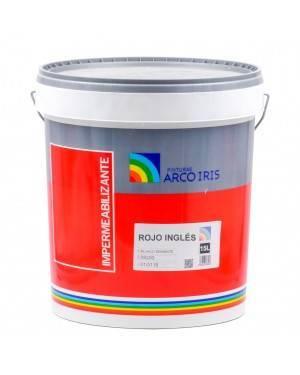 Pinturas Arcoiris Impermeabilizante Antigoteras Profesional Arcoiris 15 L