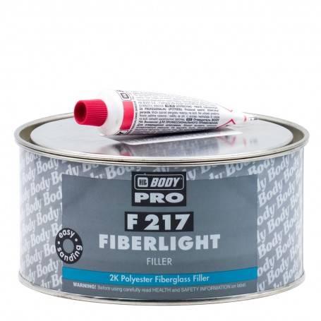 HB BODY Masilla Poliéster Fiberlight F217 Body 1 L