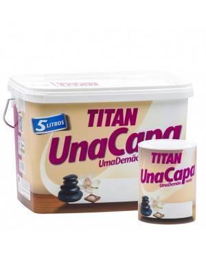 Titan Pintura Mate Titan Una Capa
