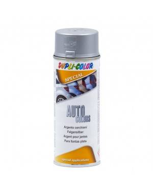 Dupli-Color Silver Cerchi Spray 400 ml Dupli Color