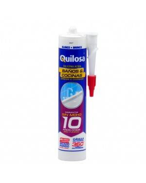 Quilosa Silicone Quilosa Bathrooms and Kitchens