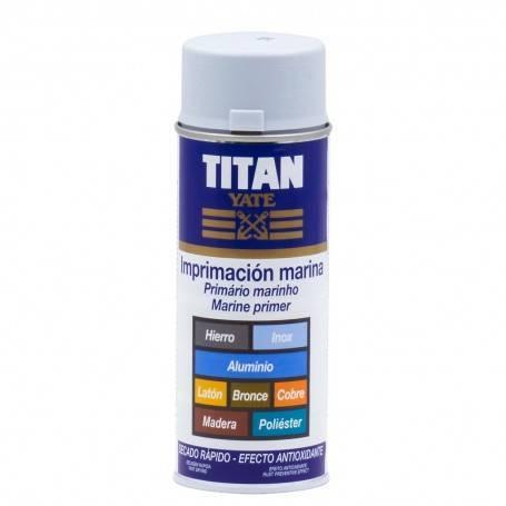 Imprimación Marina Spray Titan Yate 400 ML