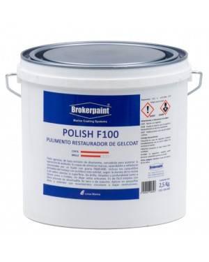 Brokerpaint Pulimento restaurador de GelCoat Brokerpaint