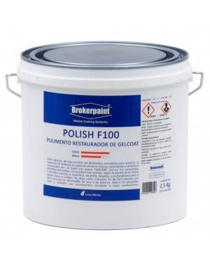 Brokerpaint Restorative polish from GelCoat Brokerpaint