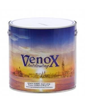 Aemme colori Patente autopulimentable Venox Super rojo Baseggio 2,5L