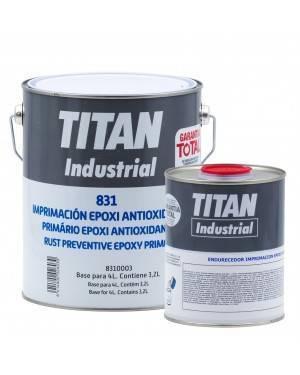 Apprêt époxy anticorrosion industriel Titan Titan 831