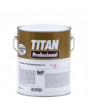 Titan Paint Isolant de solvant au titane