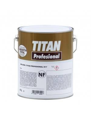 Titan Lösungsmittel Isolierfarbe Titan