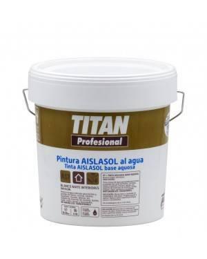 Pintura à base de água Titan Titanium