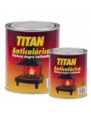 Titan Hitzebeständige Farbe Titan