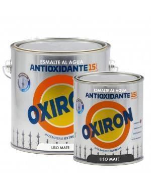 Titan Esmalte antioxidante Titan Oxiron al agua Liso Mate
