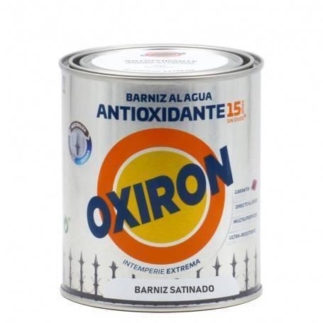 Titan Antioxidant varnish Titan Oxiron to water Satin 750ML