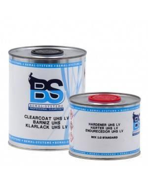 Vernis acrylique Bemal Systeme Wassrige UHS LV BS avec catalyseur