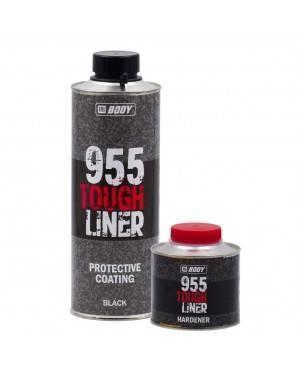 Protetor de alta resistência HB BODY 2K 955 HBBody