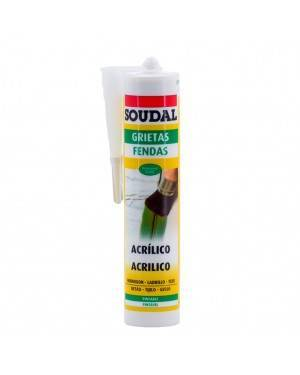 Soudal Sealer Cracks White 300 ML Soudal