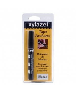 Xylazel Xylazel marcador de tampa de arranhão de madeira