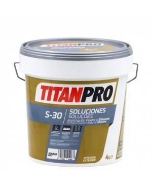 Titan Pro Imprimación Fijadora al Siloxano S30 Titan Pro