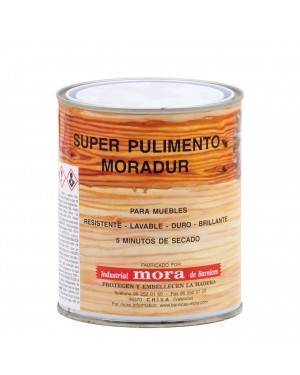 Barnices Mora Súper pulimento Moradur 1L