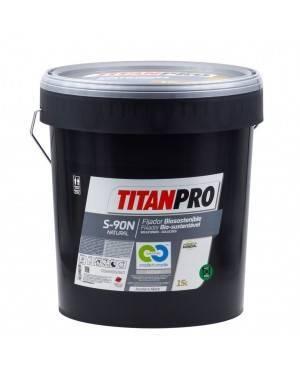Titan Pro Imprimación Fijadora Biosostenible S90N 15L Titan Pro