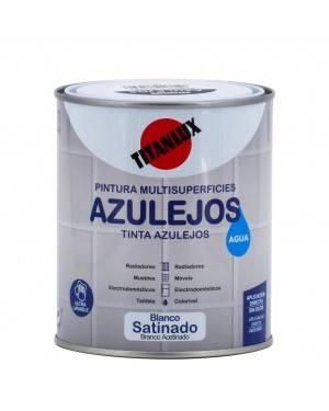 Titan Esmalte Água Azulejos Titan White 750 ml