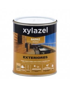Xylazel Barniz Exteriores al Agua Xylazel 750 mL