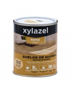 Xylazel Varnish Wood flooring satin Xylazel