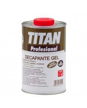 Titan Profesional Decapante Gel Titan Profesional