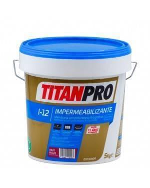 I-12 Titan Pro polyurethane membrane