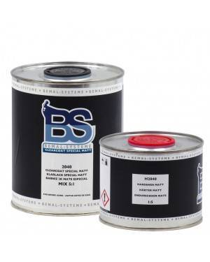 UHS Acrylic Lacquer Mate BS 2040