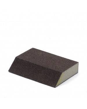 Sia Abrasives Taco Abrasivo 4 Caras con ángulo